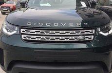Giá xe Land Rover Discovery 2017 chính hãng đầu tiên tại Việt Nam từ 4,3 tỷ đồng