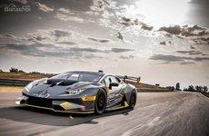 Siêu bò Lamborghini Huracan Super Trofeo EVO 'chất lừ' nhờ bộ cánh mới