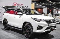 Toyota Fortuner TRD 2017 chính thức ra mắt tại Ấn Độ, giá 1,1 tỷ đồng