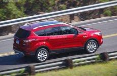 Ưu nhược điểm của Ford Escape 2017 sắp mở bán tại Việt Nam