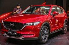 Malaysia là nước Đông Nam Á đầu tiên lắp ráp Mazda CX-5 2017