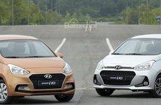 'Vua' doanh số Hyundai Grand i10 và nguy cơ bị soán ngôi trong phân khúc