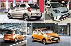Kia Morning và Hyundai Grand i10 sẽ có nhiều 'ông kẹ' giá chỉ 200 triệu đồng