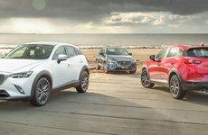 """""""Mổ xẻ"""" ưu nhược điểm từng phiên bản của Mazda CX-3"""