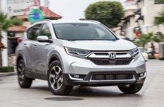 Honda CR-V mới bị rỉ sét, khách hàng nhận được lời xin lỗi từ hãng