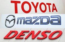 Bộ ba Toyota, Mazda, Denso 'bắt tay' thành lập liên minh ô tô điện
