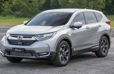 So sánh Honda CR-V 2017 nhập Thái Lan sắp về Việt Nam và CR-V nhập Mỹ