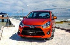 Các đại lý đã nhận đặt hàng Toyota Wigo 2018 với giá 'siêu rẻ'