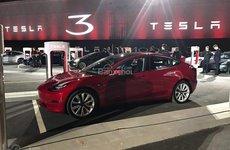 Quý III/2017: doanh số của Tesla Model 3 không đạt chỉ tiêu đề ra