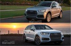 So sánh xe Audi Q5 và Audi Q7 2018: Chiến thắng gọi tên Q5