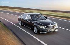 Mercedes-Benz S-Class 2018 có giá từ 2 tỷ đồng tại Mỹ