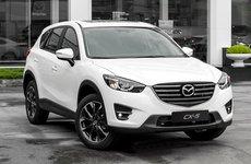 Khách Việt vẫn chuộng Mazda CX-5 hơn Mazda3