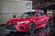 Ưu nhược điểm của xe Toyota Camry 2018