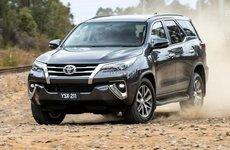 Toyota Fortuner 2018 công bố giá bán, giảm cả trăm triệu đồng tại Úc