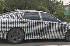 Honda Accord 2018 bị bắt gặp khi đang chạy thử tại Trung Quốc