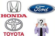 Những thương hiệu tốt nhất để lựa chọn mua xe cũ