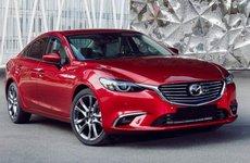 Mazda 6 thiết lập sàn mới, 820 triệu đồng