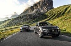 Maserati Levante S bản máy xăng cập bến Anh với giá 2,1 tỷ đồng