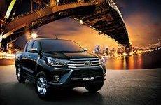 Ra mắt Toyota Hilux 2017 giá 469 triệu đồng