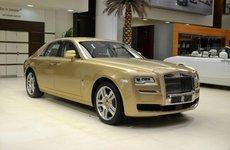 Rolls-Royce Ghost Oasis Edition lộ diện tại Trung Đông