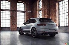 Porsche Macan Turbo ra mắt thị trường với giá bán 113.640 USD