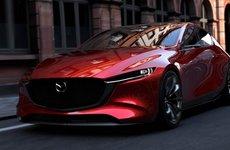 Mazda Kai Concept - Mazda 3 thế hệ mới nhất cuốn hút mọi ánh nhìn