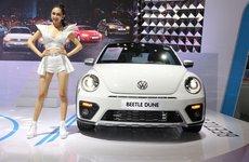 [VIMS 2017] Volkswagen Beetle Dune 2017 giá 1,469 tỷ đồng 'chào' thị trường Việt