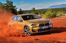 Đánh giá xe BMW X2 2018 sắp mở bán tại Việt Nam