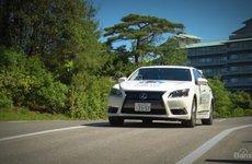 Lexus sẽ giới thiệu công nghệ xe tự hành cấp độ 4 vào năm 2020