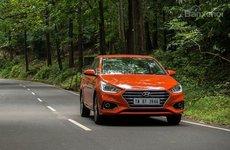 Hyundai Accent 2017 thế hệ mới gây 'sốt' tại Ấn Độ với 20.000 đơn hàng chỉ sau 2 tháng
