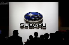 Quý II tài chính: Lợi nhuận hoạt động Subaru giảm 13,2%