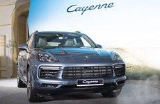 Porsche Cayenne 2018 đến với công chúng Việt Nam với giá từ 4,54 tỷ đồng