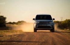 Land Rover Discovery 2018 thêm bản máy dầu, giá từ 52.090 USD tại Mỹ