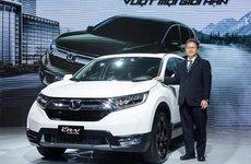 Honda CR-V 7 chỗ mới về Việt Nam sẽ có giá 'lăn bánh' bao nhiêu?