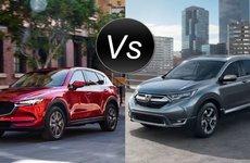 So sánh nhanh mẫu xe 'hot hit' Honda CR-V với 3 đối thủ cùng phân khúc