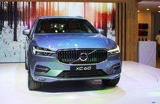 Volvo XC60 2018 cập bến Hà Nội, giá 2,45 tỷ đồng