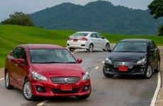 Suzuki Ciaz RS bản cập nhật ra mắt tại Thái Lan