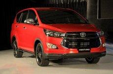 Toyota Innova Venturer tại Việt Nam nghèo công nghệ, đắt hơn Indonesia cả trăm triệu