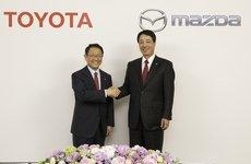 Mazda và Toyota hợp tác mở nhà máy sản xuất ô tô tại Mỹ