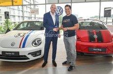 Volkswagen Beetle bản giới hạn sẽ mở bán online trên Lazada