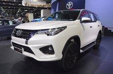 Toyota Fortuner TRD Sportivo ra mắt tại Thái Lan, thêm nhiều chi tiết mới