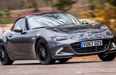 Mazda MX-5 Z-Sport bản giới hạn có giá từ 25.595 bảng tại Anh