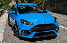 Ford Focus RS gặp vấn đề về động cơ
