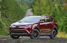 Ưu nhược điểm của crossover Toyota RAV4 2018