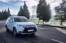 Đánh giá xe Mitsubishi Outlander 2018 bản 7 chỗ