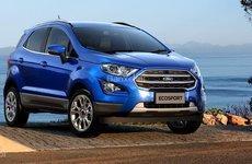 Ford EcoSport 2018 lộ giá và thông số kỹ thuật tại Úc