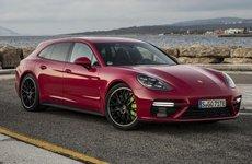 Porsche Panamera Turbo S E-Hybrid Sport Turismo chỉ cần 3 lít xăng cho 100 km