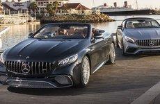 Mercedes S-Class Cabrio mới giá 3,5 tỷ dành cho khách hàng Anh