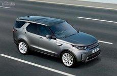 Land Rover Discovery Commercial 2018 - Xe van hạng sang giá từ 1,47 tỷ đồng