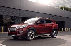 Hyundai Tucson 2018 có thêm biến thể cùng trang bị mới, cạnh tranh Mazda CX-5